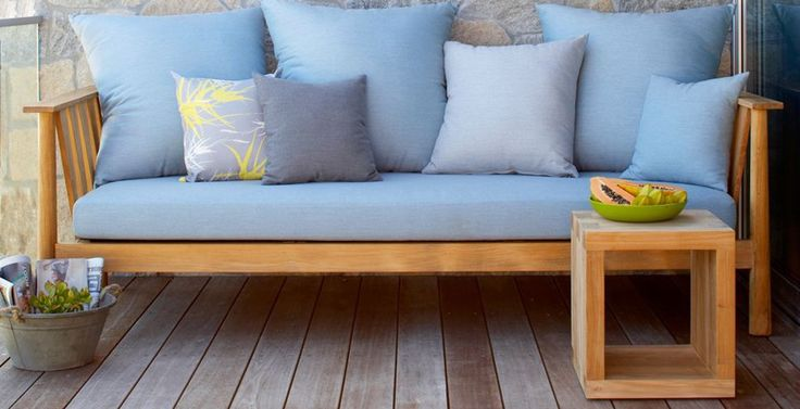 Eco Outdoor - Furniture - Low + Side Tables - Airlie