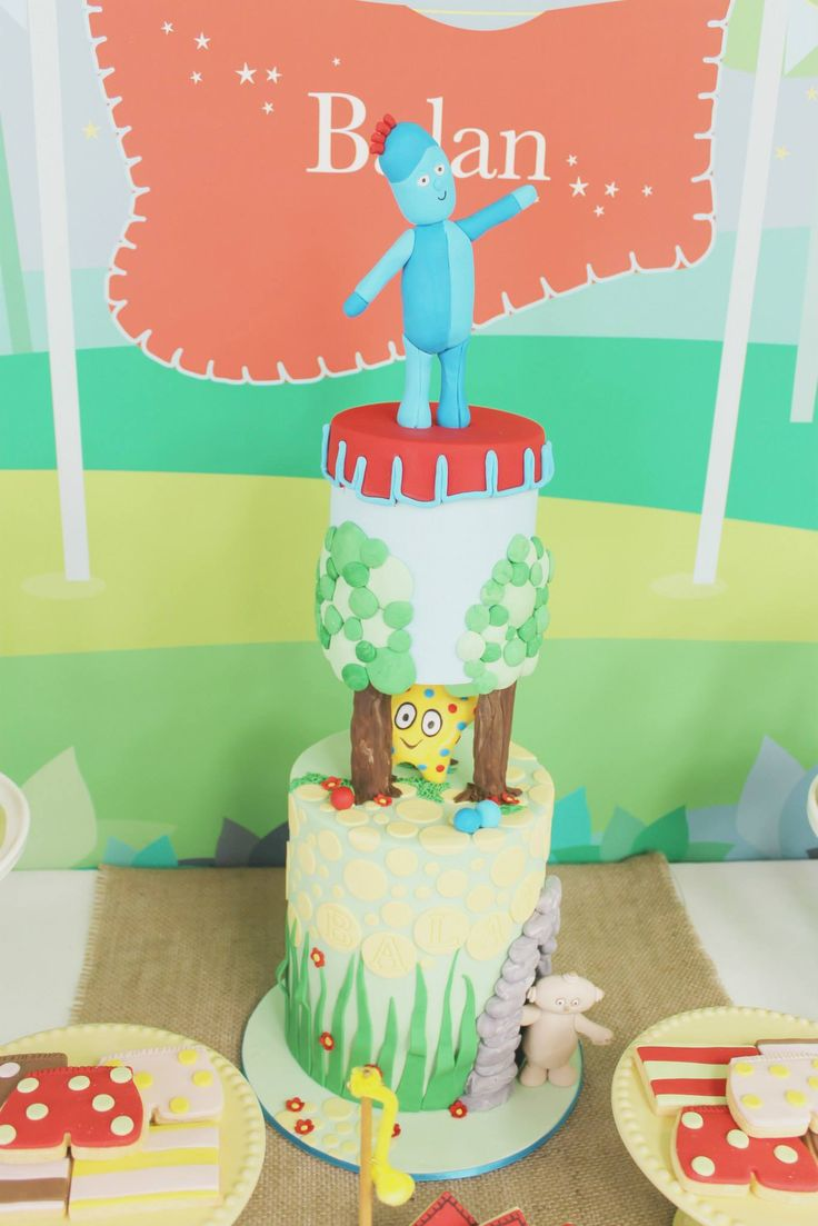 7 best ITNG party images on Pinterest | Birthday party ideas, Garden ...