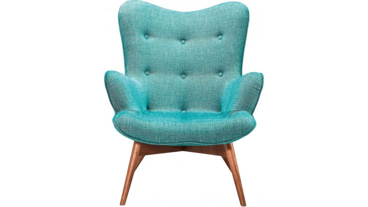Fauteuil Retro Angels Wings Rhythm vert Kare Design