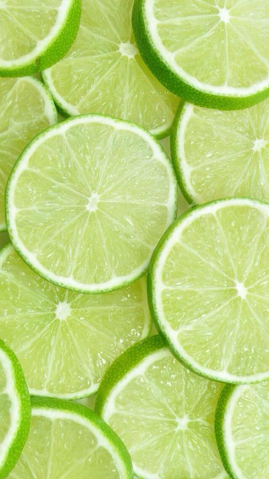 Limes iPhone wallpaper