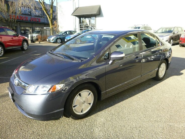 2008 Honda Civic Hybrid for Sale in Seattle, WA 48,445 miles