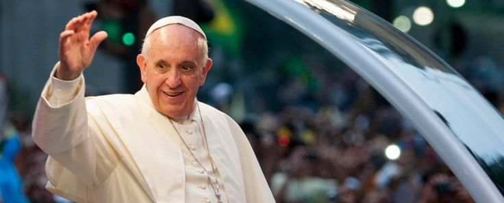 Pope Francis Speaks on Gays