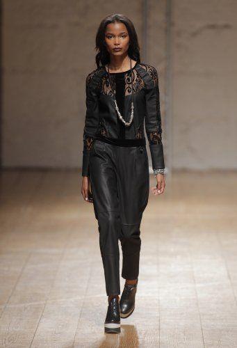 Desfile indústria: Cheyenne. Fonte: site Portugal Fashion.