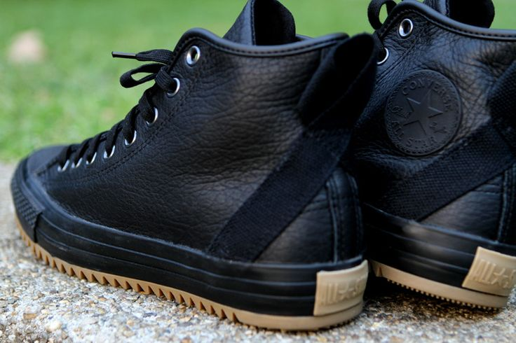 """Converse puts together a premium version of the classic Chuck Taylor with the """"Hollis""""."""