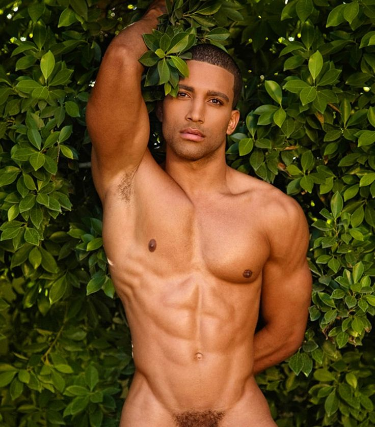 sexy mixed race men naked