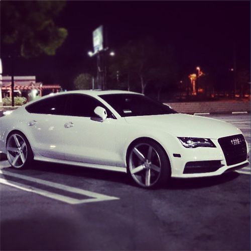 our - audi a5