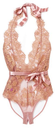 L'agent by agent provocateur Iana Teddy - Taupe/gold in Brown (Taupe/Gold)