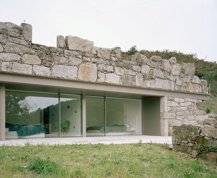 Nuno Brandão Costa, André Cepeda · Melgaço House