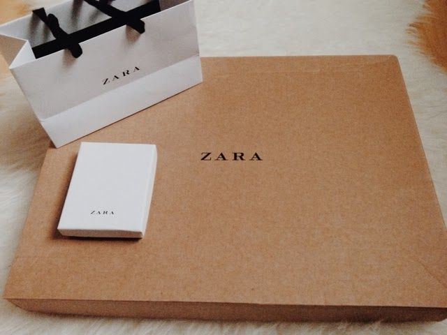 Zara Has A Very Fluent And Transferable Design Throughout