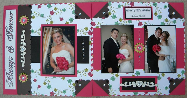 7 Best Scrapbooking Bachelorette Party Images On Pinterest