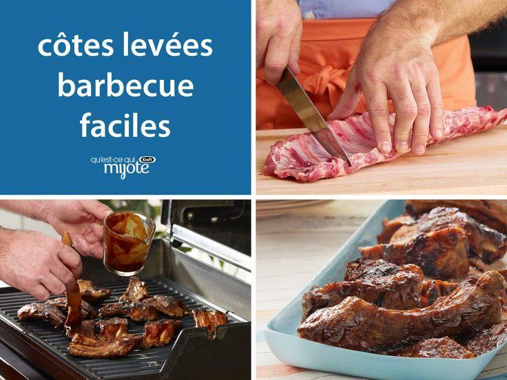 Côtes levées barbecue faciles - Démo pas à pas pour réussir les meilleures côtes levées!