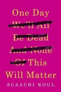 """For readers of Mindy Kaling, Jenny Lawson and Roxane Gay, a debut collection of fierce and funny essays about growing up the daughter of Indian immigrants in Canada, """"a land of ice and casual racism,"""" by the irreverent, hilarious cultural observer and incomparable rising star, Scaachi Koul."""