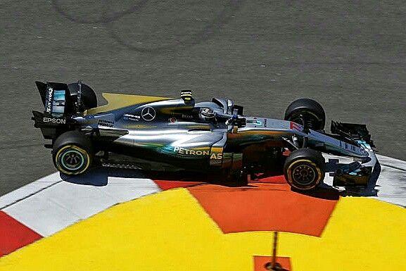 Valtteri Bottas - Mercedes - GP Russia - Sochi - Formula 1 - 28 April 2017