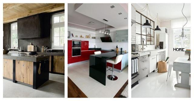 Podpowiadamy jak urządzić kuchnię w nowoczesnym stylu #NOWOCZESNA KUCHNIA #STYL NOWOCZESNY #KUCHNIA #INSPIRACJE