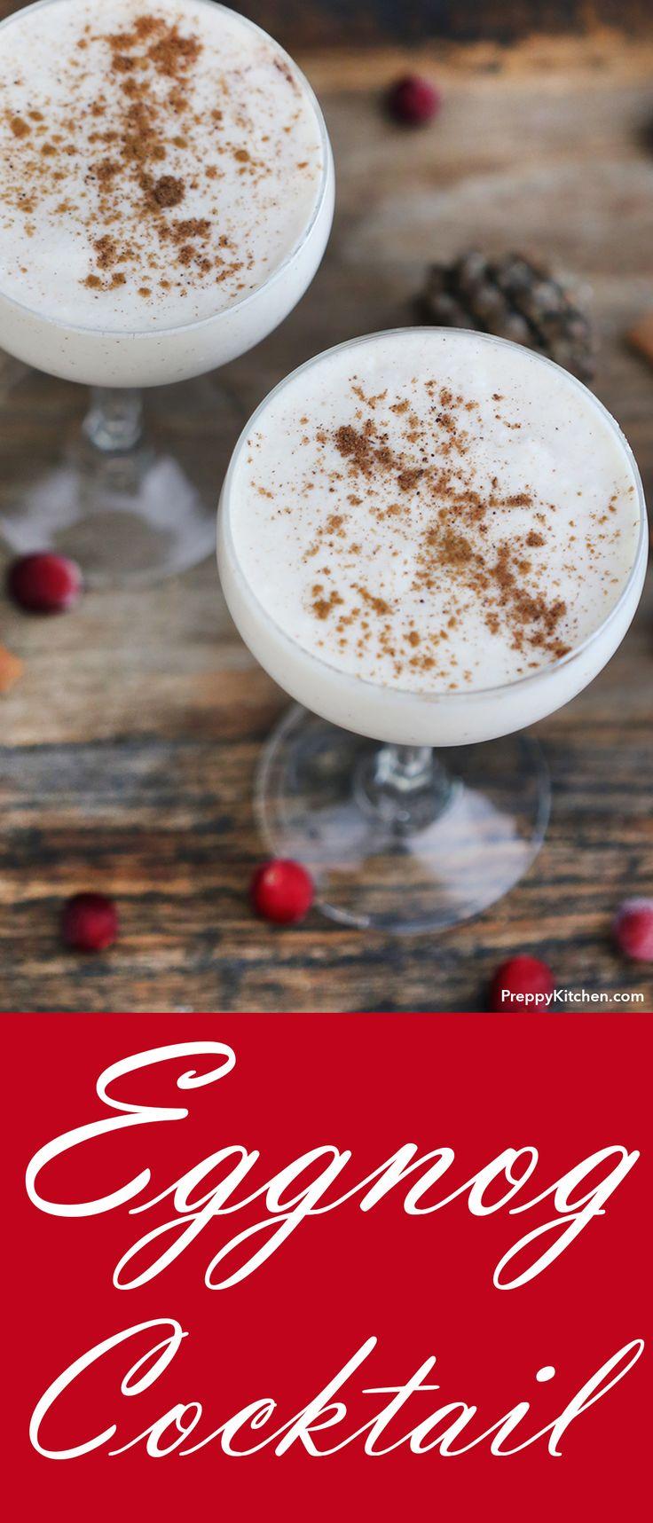 Best 25+ Eggnog recipe ideas on Pinterest | Nutmeg eggnog ...