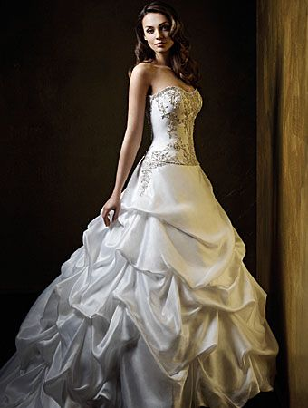 This Would Be My Dream Dress