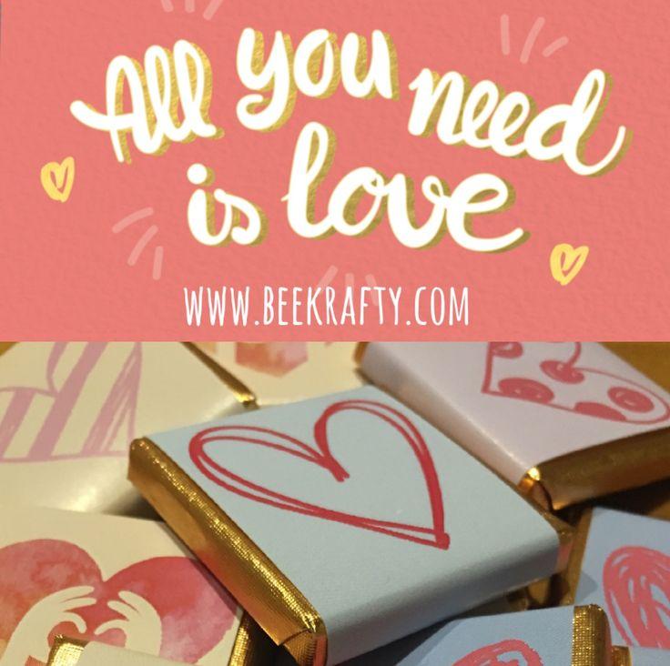 Feliz día a todos! Que tengan un lindo día lleno de ❤Amor❤ #beekrafty #pasionporcrear #allYouNeedisLove www.beekrafty.com