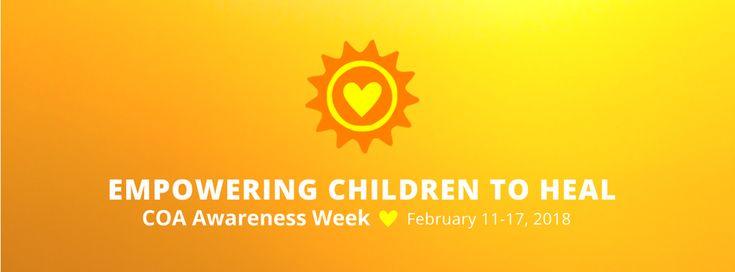 Children of Addiction Awareness Week | February 11 - 17, 2018 - BreakingTheCycles.com