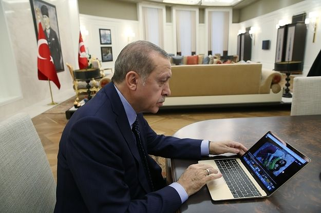 Turkey's Government Has Blocked Access To Wikipedia In Yet Another Crackdown On Free Speech