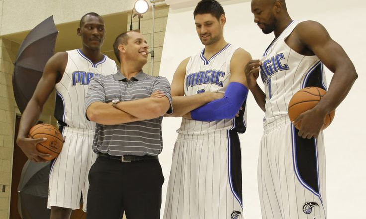 Orlando Magic Media Day Wrap-up = On Monday, September 26, the Orlando Magic hosted Media Day. There is significant optimism and excitement for this season. In addition, for the first time in several years, the team has playoff expectations as.....
