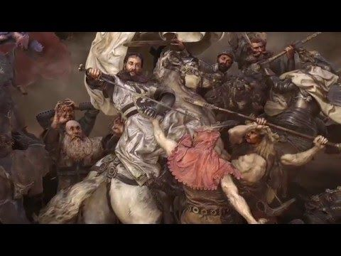 "Jana Matejko ""Bitwa Pod Grunwaldem"" - niesamowita prezentacja 3D - ciekawe.org"