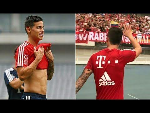 Gol de James Rodríguez y locura de los aficionados en China - VER VÍDEO -> http://quehubocolombia.com/gol-de-james-rodriguez-y-locura-de-los-aficionados-en-china    Seguimos los pasos de James Rodríguez, ya que Real Madrid lo dio en préstamo al Bayern Munich durante 2 años. Al término de ese tiempo el jugador puede volver al club merengue porque antes de irse cedido firmó un contrato con el Madrid por un año más. Al finalizar los dos años el jugador y el...