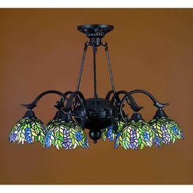 Meyda Tiffany 6 Light Honey Locust Bronze Chandelier. Dining ChandelierBronze  ChandelierChandeliersTiffany ...