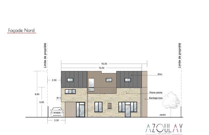 Maison de ville _ Saint-Maurice  >> Azoulay Architectes