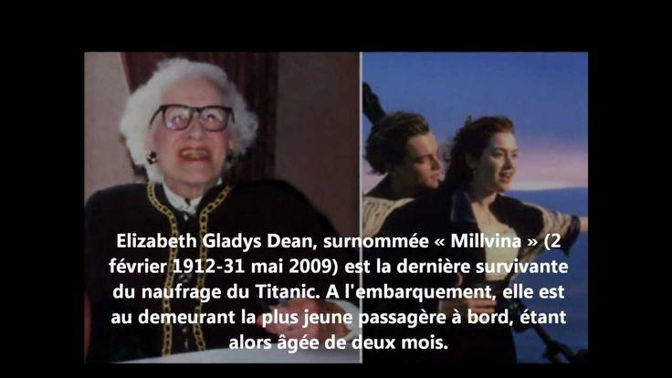 Centenaire du naufrage du Titanic (archives)