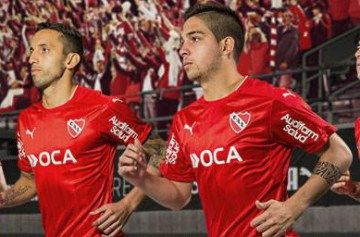 Club Atlético Independiente 2016/17 PUMA Home and Away Kits