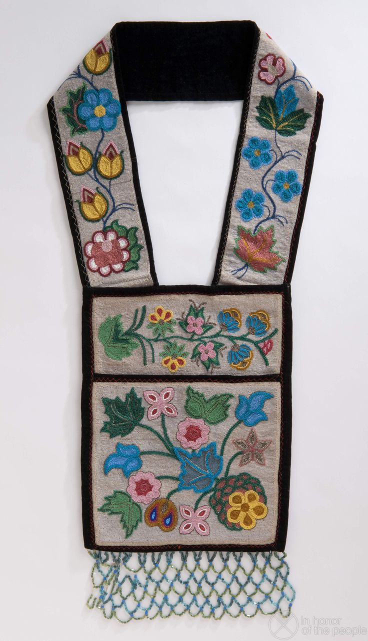 Bandolier Bag   In honor of the people