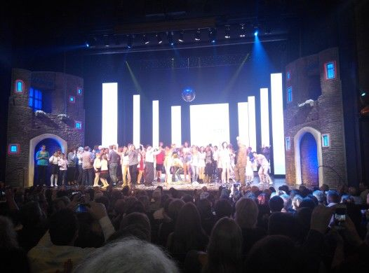 Mamma mia! - Madách Színház (2014.10.08)
