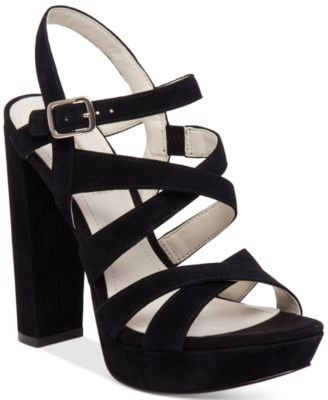 1000  ideas about Strappy High Heel Sandals on Pinterest | Strappy ...
