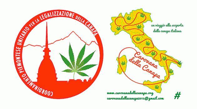 Cannabis: L'esperienza de La Carovana della Canapa