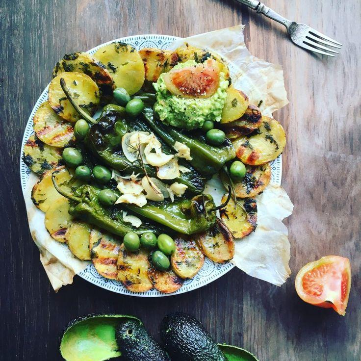 Ziemniaczano Paprykowa Extrawaganza Wegański i Zdrowy Obiad