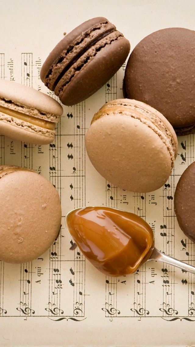 Galaxy French Macarons Food Network