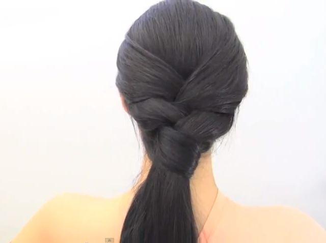 PEINADOS PARA FIESTAS : Peinados y cortes de cabello