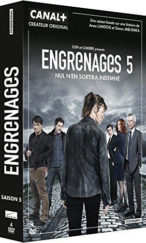 Engrenages - Saison 5 (dvd)