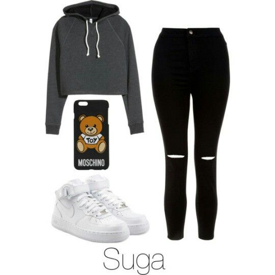 Suga Inspired Outfit