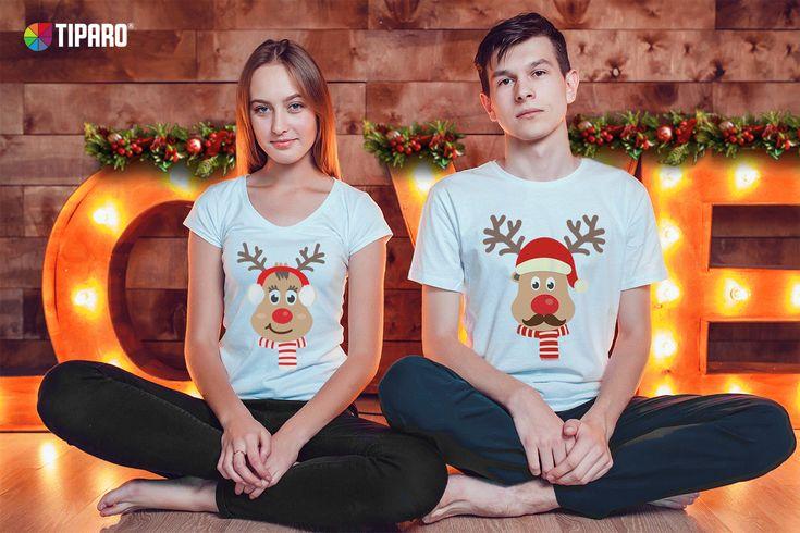 Iti prezint cu entuziasm Top 3 cele mai vandute tricouri de cuplu din aceasta perioada.   Daca vrei sa vezi si celelalte modele, intra aici: https://www.tiparo.ro/tricouri-personalizate/tricouri-craciun
