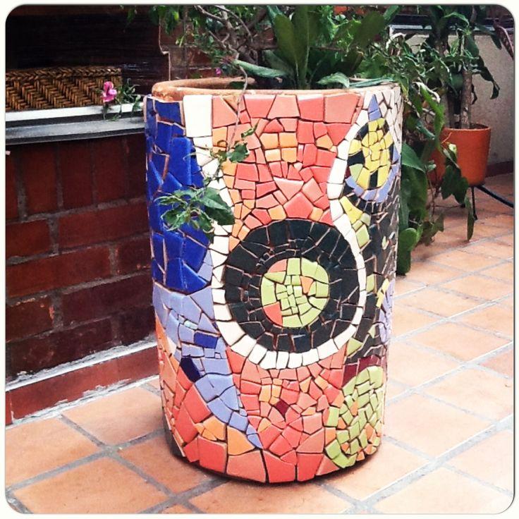 Matera. Mosaico