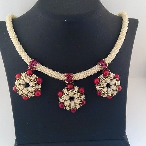 Miyuki beads necklace
