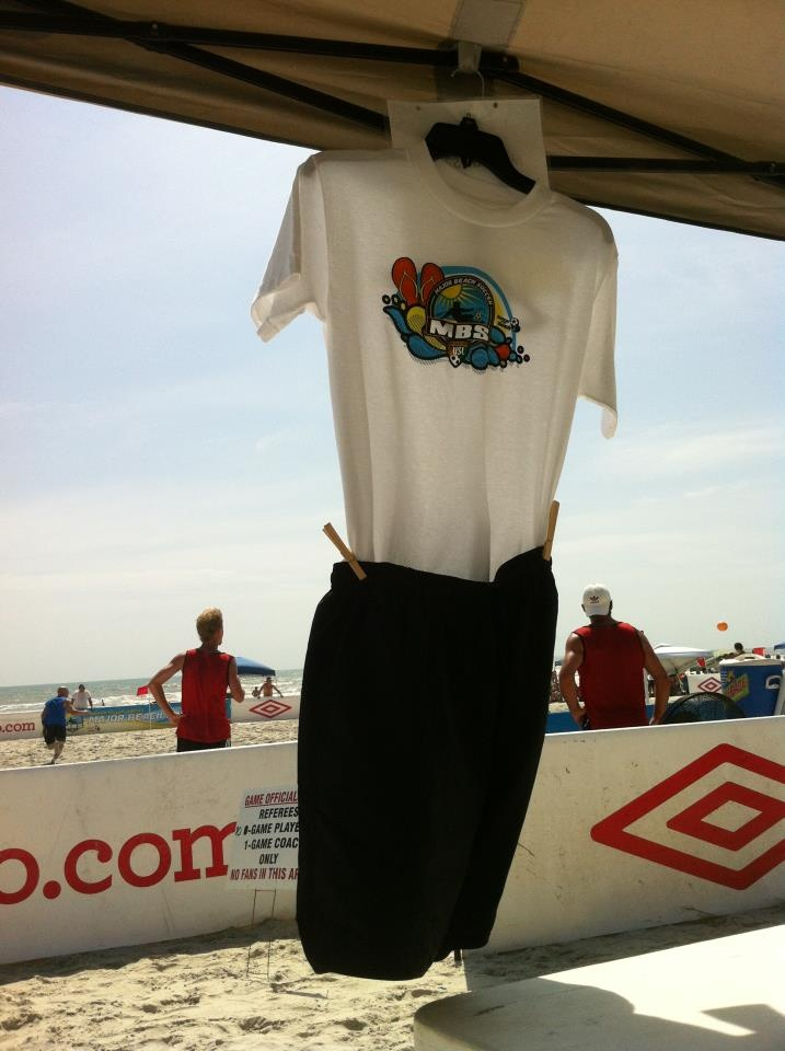 Check out the NEW MBS T-Shirt! Remember to purchase it during our next tournament in Clearwater July 13-15