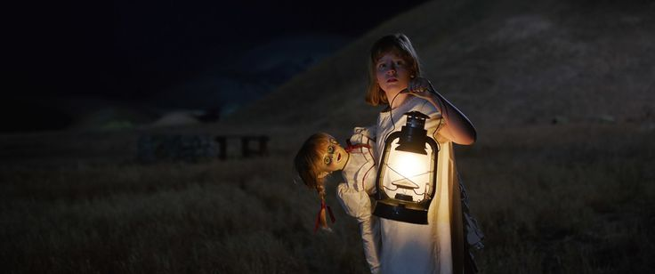 Annabelle:Creation - Movie Review