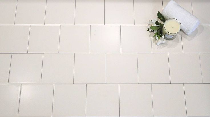 Did you know that TFO's tile prices start from just $2/m2? Pictured - Ivory Matt 150x150mm #wall #tiles