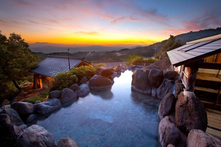 熊本県小国町_はげの湯温泉  Hagenoyu hot spring in Oguni, Kumamoto
