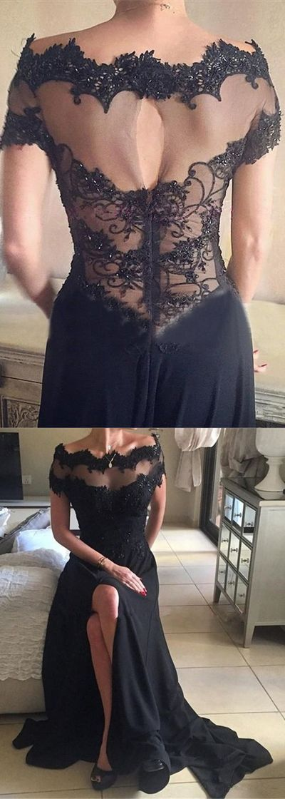 Sexy Prom Dress,Off The Shoulder Prom Dress,A-Line Prom Dress,Evening Dress