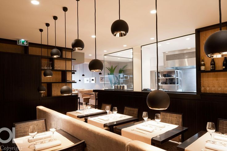 Hélène & Olivier Lempereur | Restaurant Taokan Hospitality - Hospitality furniture  #RestaurantDesign #restaurantfurniture #hospitalitydesign  See more inspirations at: http://brabbucontract.com/projects