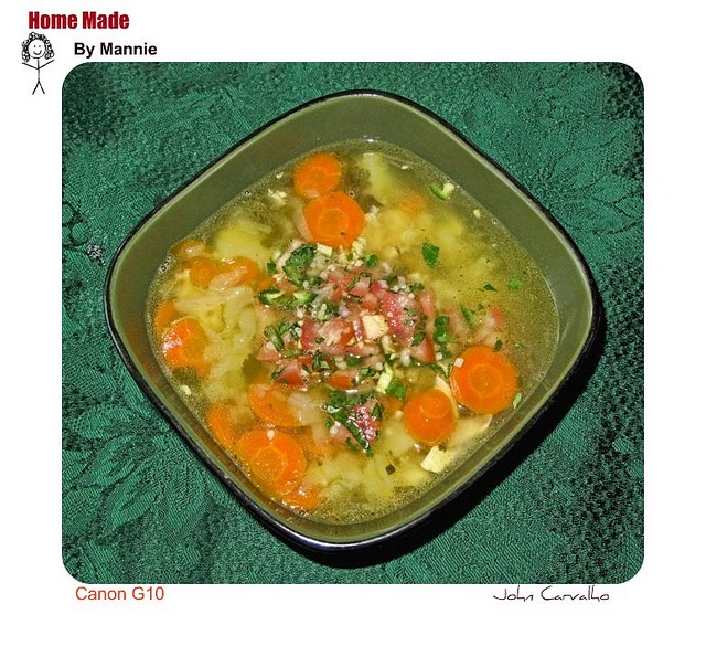Colombian Chicken Soup .... 101 Healthy Recipes... #soup #food # ...