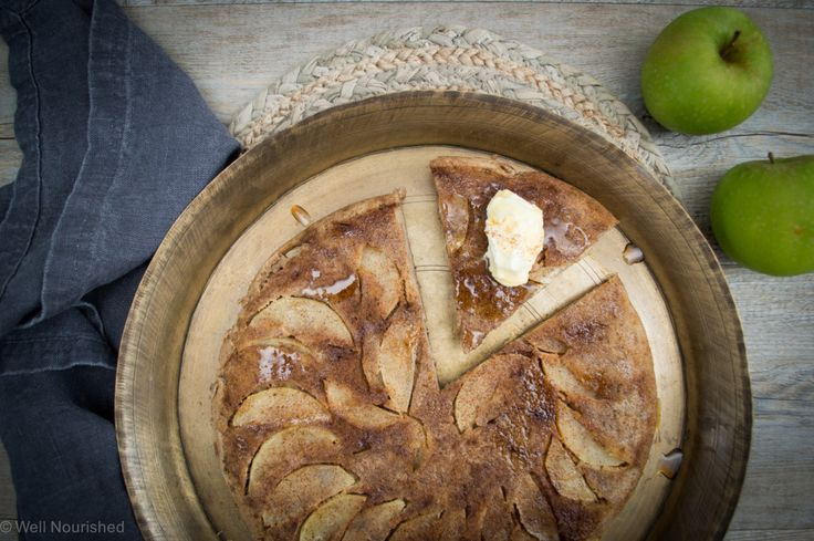 Healthy Baked Pancakes - these are so much simpler and quicker than regular pancakes. Refined sugar free, gluten, grain & dairy-free they are so delicious with options for apple, blueberry, pear and ginger, banana and even pineapple pancakes. Recipe also includes a Thermomix method.
